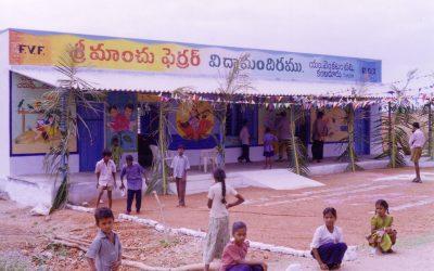 Proyecto en India 2001