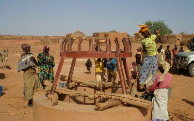 Proyecto en Niger 2011