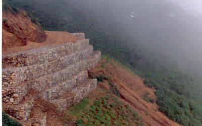 Proyecto en Nepal 1999