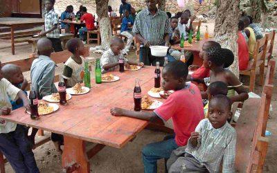 Proyecto en Mozambique 2005