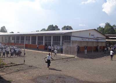 Proyecto en la R.D. del Congo 2014