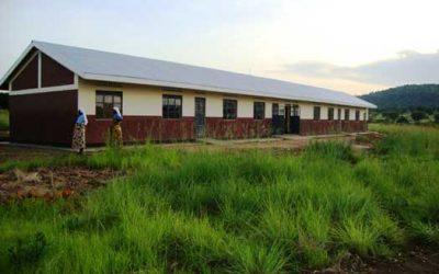 Proyecto en Uganda 2013