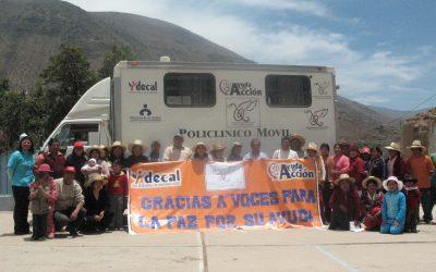 Proyecto en Perú 2007
