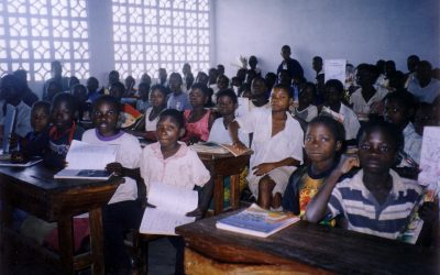 Proyecto en Mozambique 2002